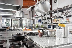 List of kitchen equipment for fine-tuned restaurant kitchen!