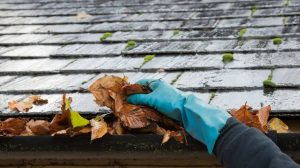 Cleaning and repairing gutters – Some tips to assist you